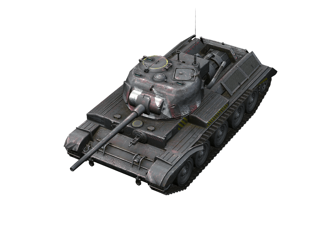Y5 Firefly в World of Tanks Blitz