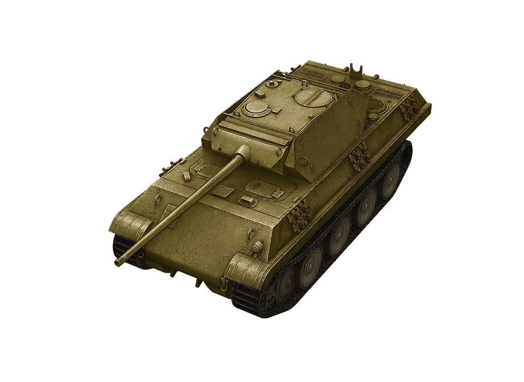 Panther/M10 в World of Tanks Blitz