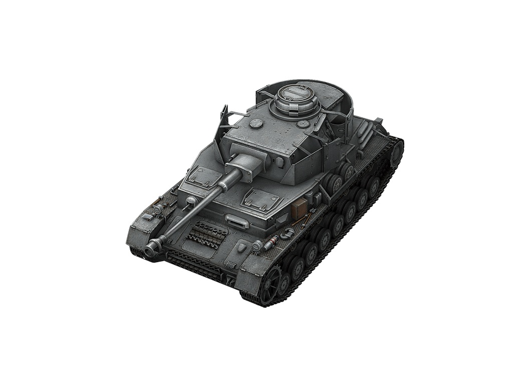 Pz.Kpfw. IV hydrostat. в World of Tanks Blitz