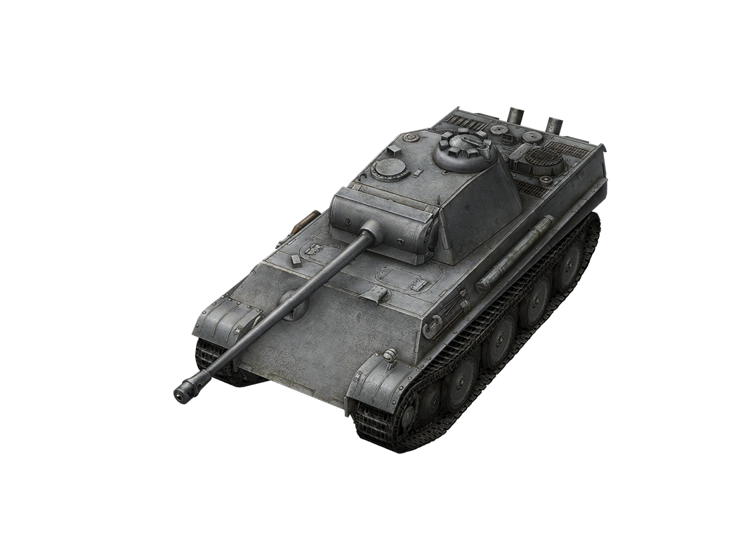 Panther I в World of Tanks Blitz