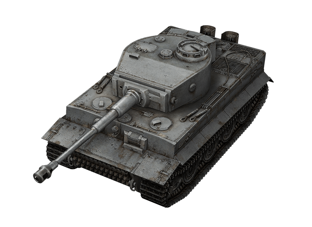 Tiger I в World of Tanks Blitz