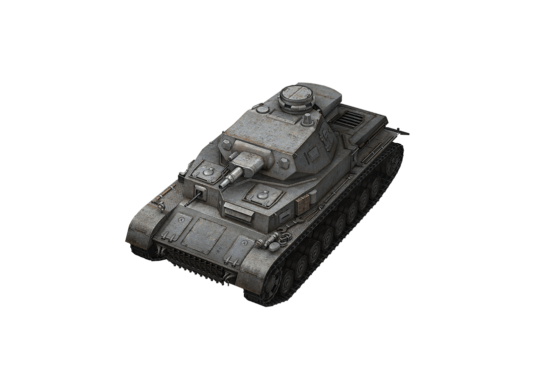 Pz.Kpfw. IV Ausf. D в World of Tanks Blitz