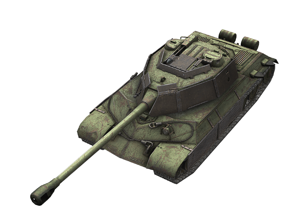 Т-2020 в World of Tanks Blitz