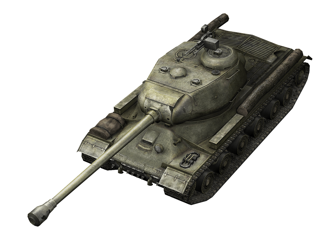 ИС-2 (1945) в World of Tanks Blitz