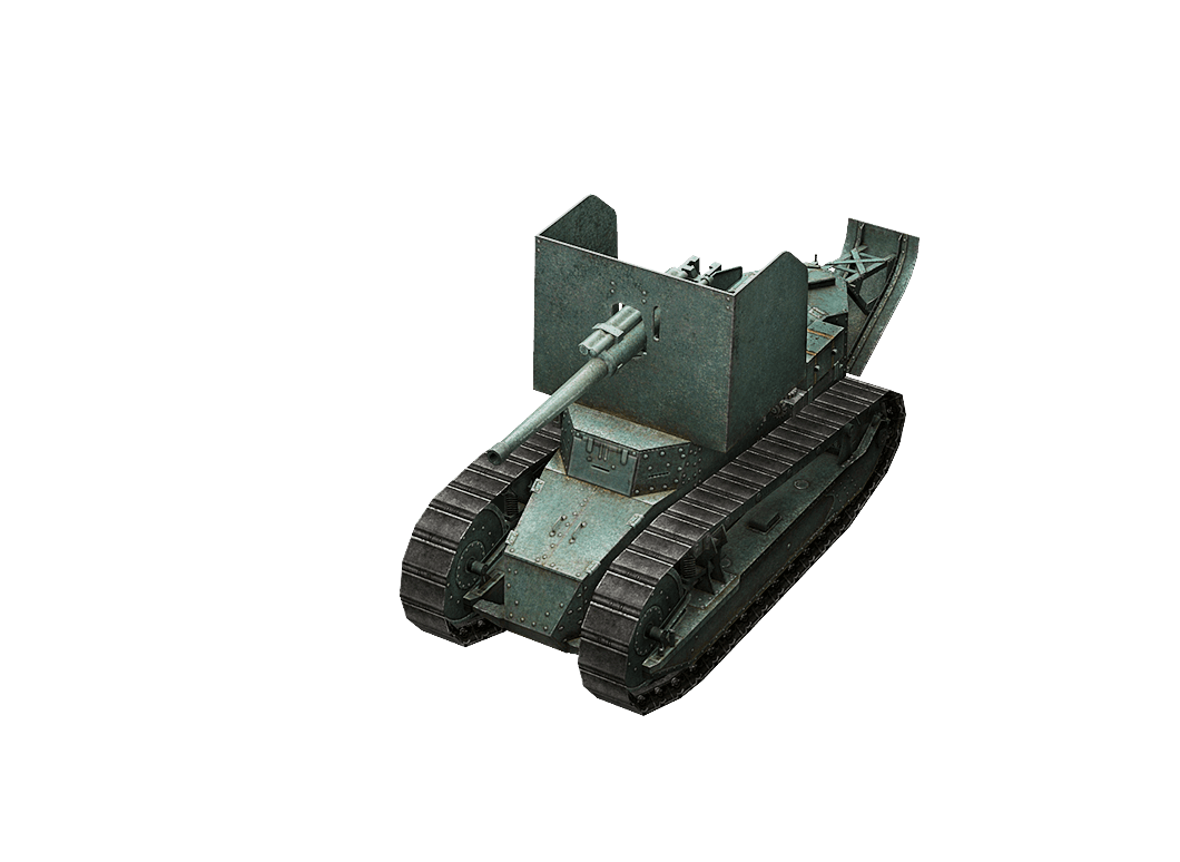 Renault FT AC в World of Tanks Blitz