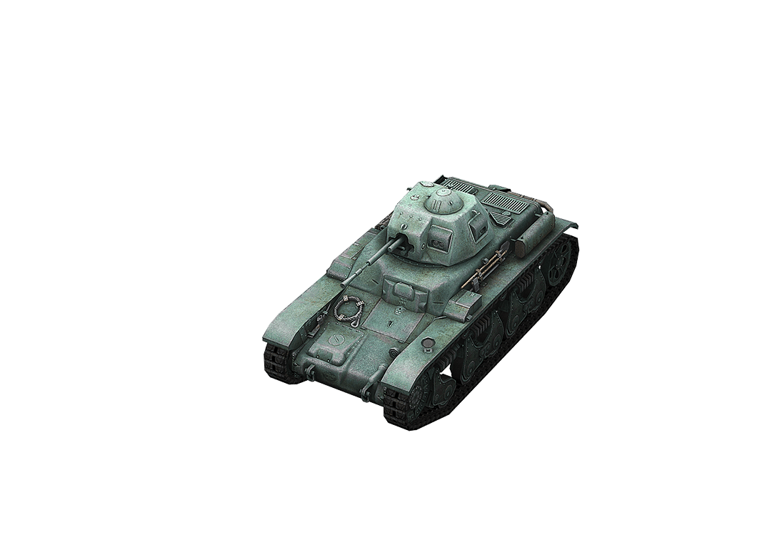Renault R35 в World of Tanks Blitz