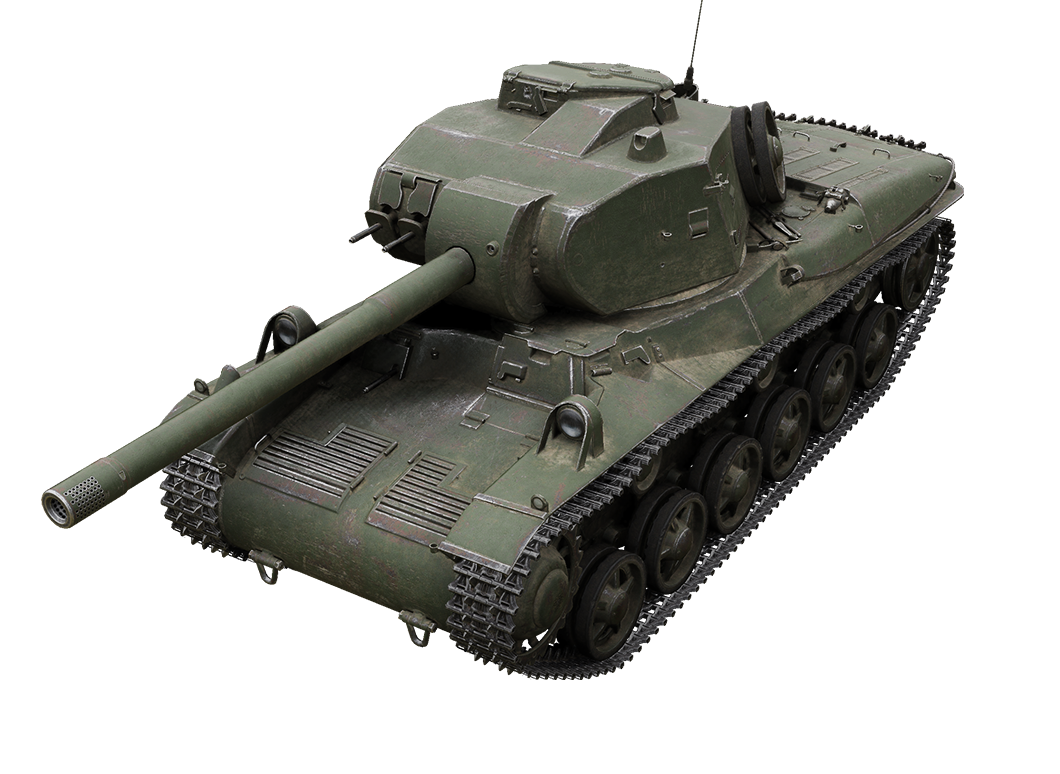 Strv m/42 в World of Tanks Blitz