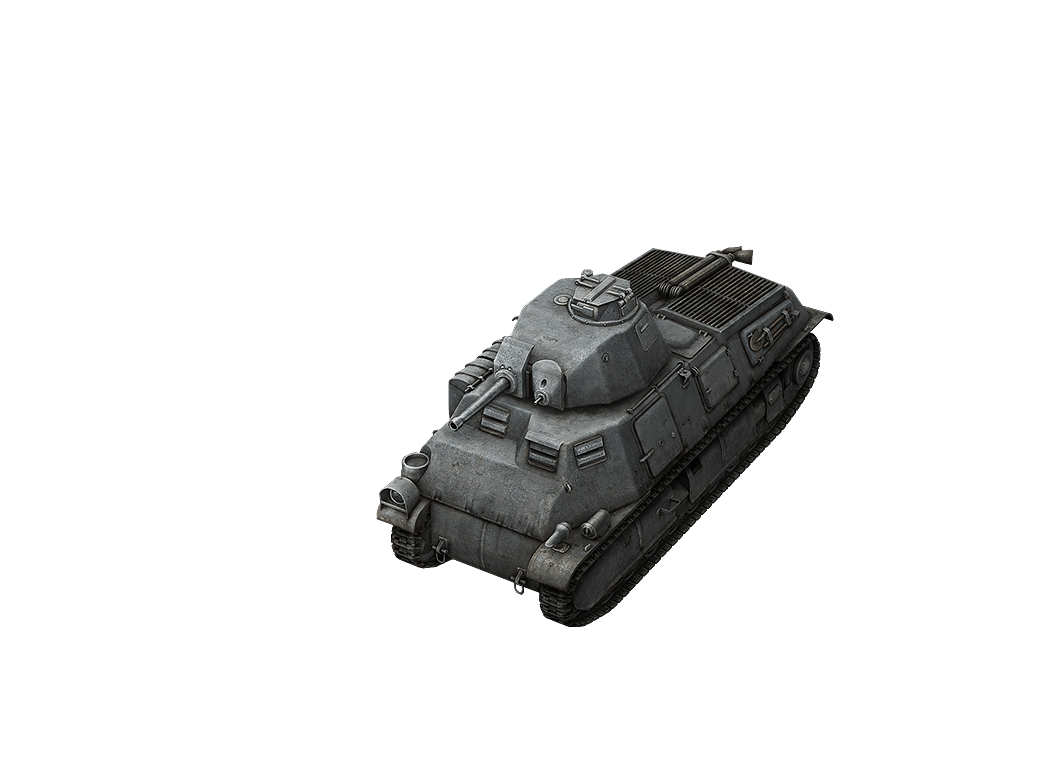 Pz.Kpfw. S35 739 (f) в World of Tanks Blitz