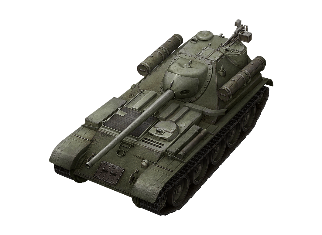 СУ-101 в World of Tanks Blitz