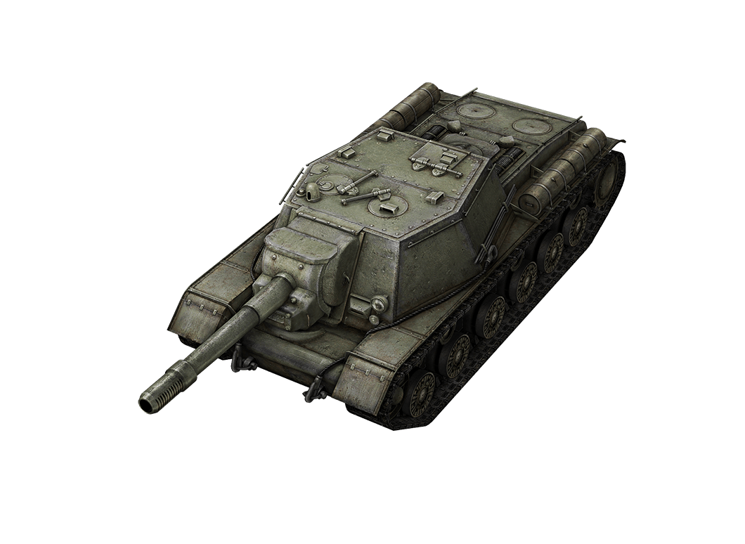 СУ-152 в World of Tanks Blitz