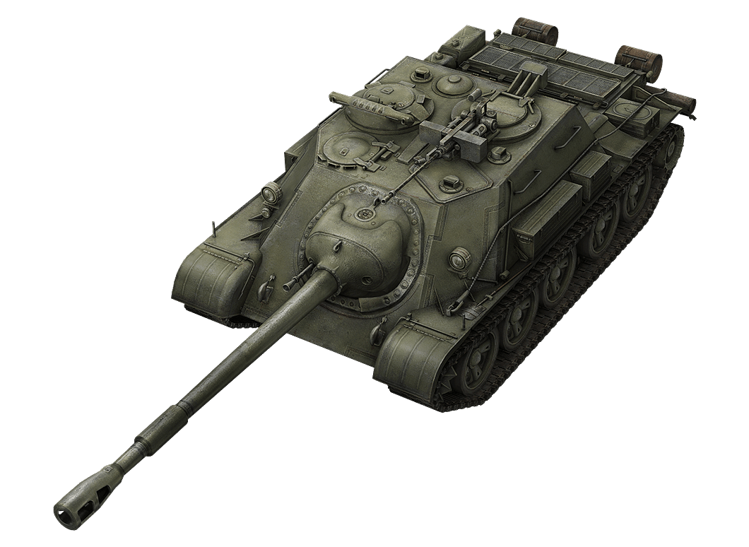 СУ-122-54 в World of Tanks Blitz