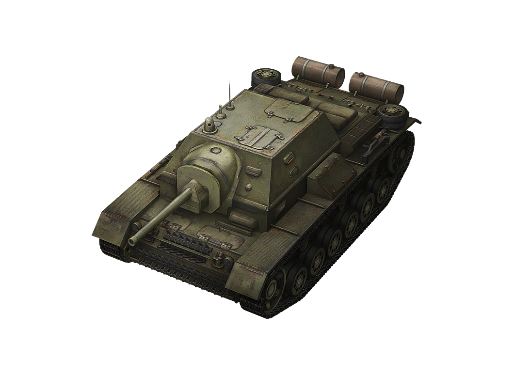 СУ-76И в World of Tanks Blitz
