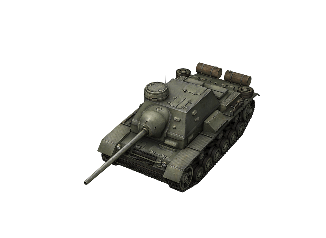 СУ-85И в World of Tanks Blitz