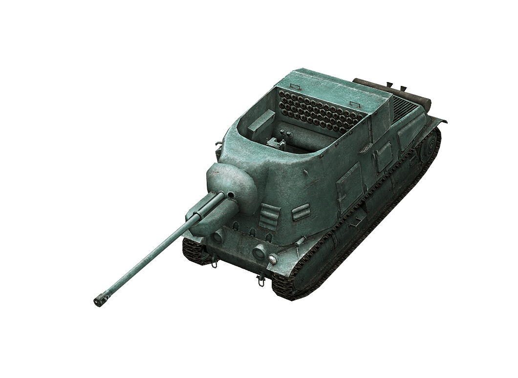 S35 CA в World of Tanks Blitz