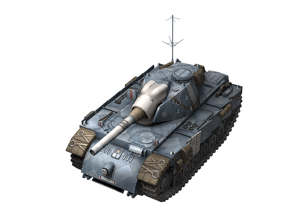 Edelweiss в World of Tanks Blitz