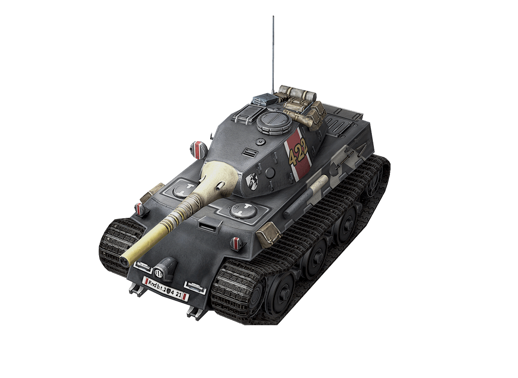 Nameless в World of Tanks Blitz