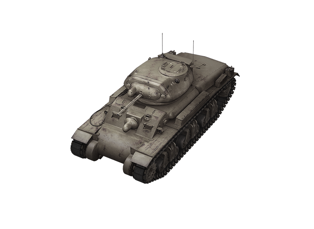AC 1 Sentinel в World of Tanks Blitz