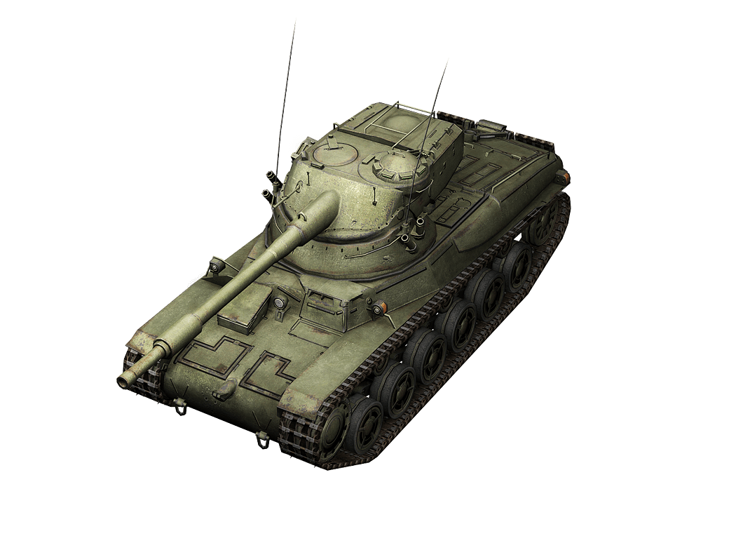 Stridsvagn 74A2 в World of Tanks Blitz