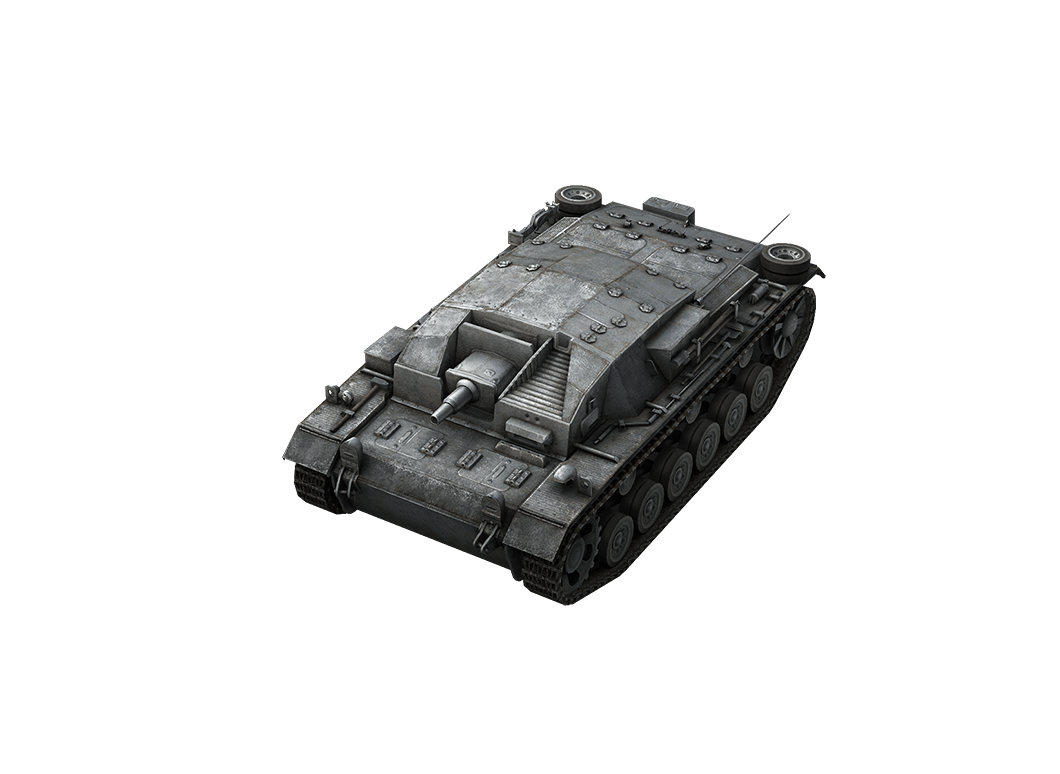 StuG III Ausf. G в World of Tanks Blitz
