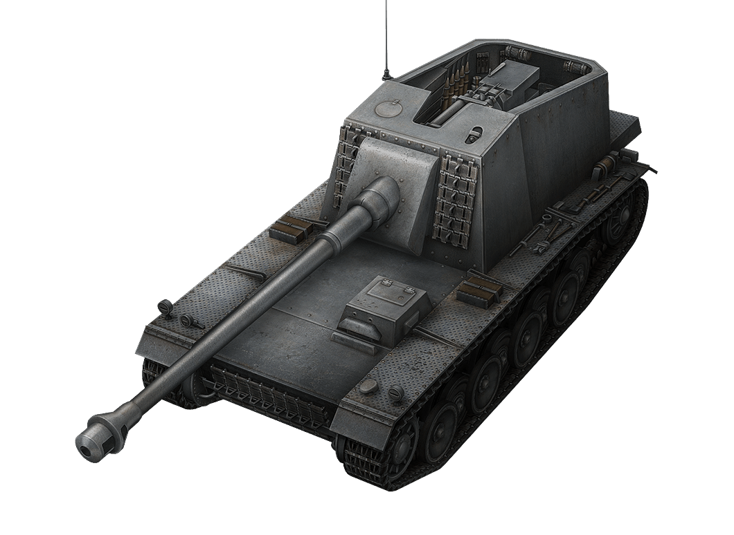 Sturer Emil в World of Tanks Blitz