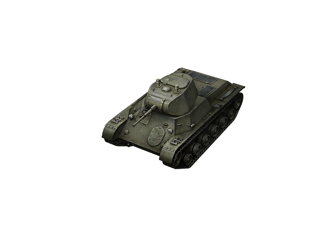 Т-127 в World of Tanks Blitz