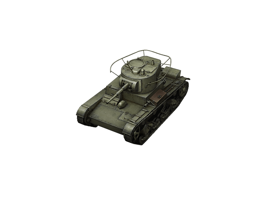 Т-26 в World of Tanks Blitz