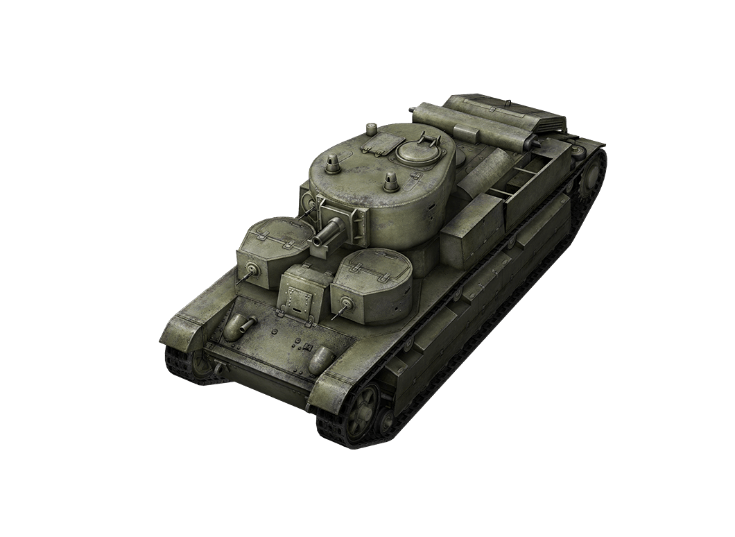 Т-28 в World of Tanks Blitz