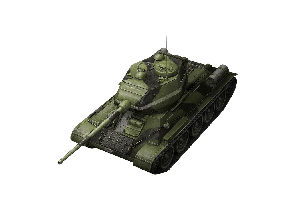 T-34-85 Победный в World of Tanks Blitz