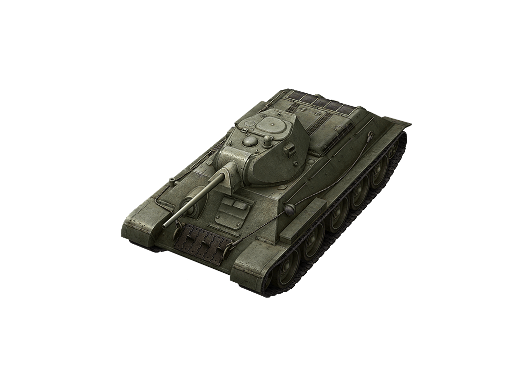 Т-34 в World of Tanks Blitz