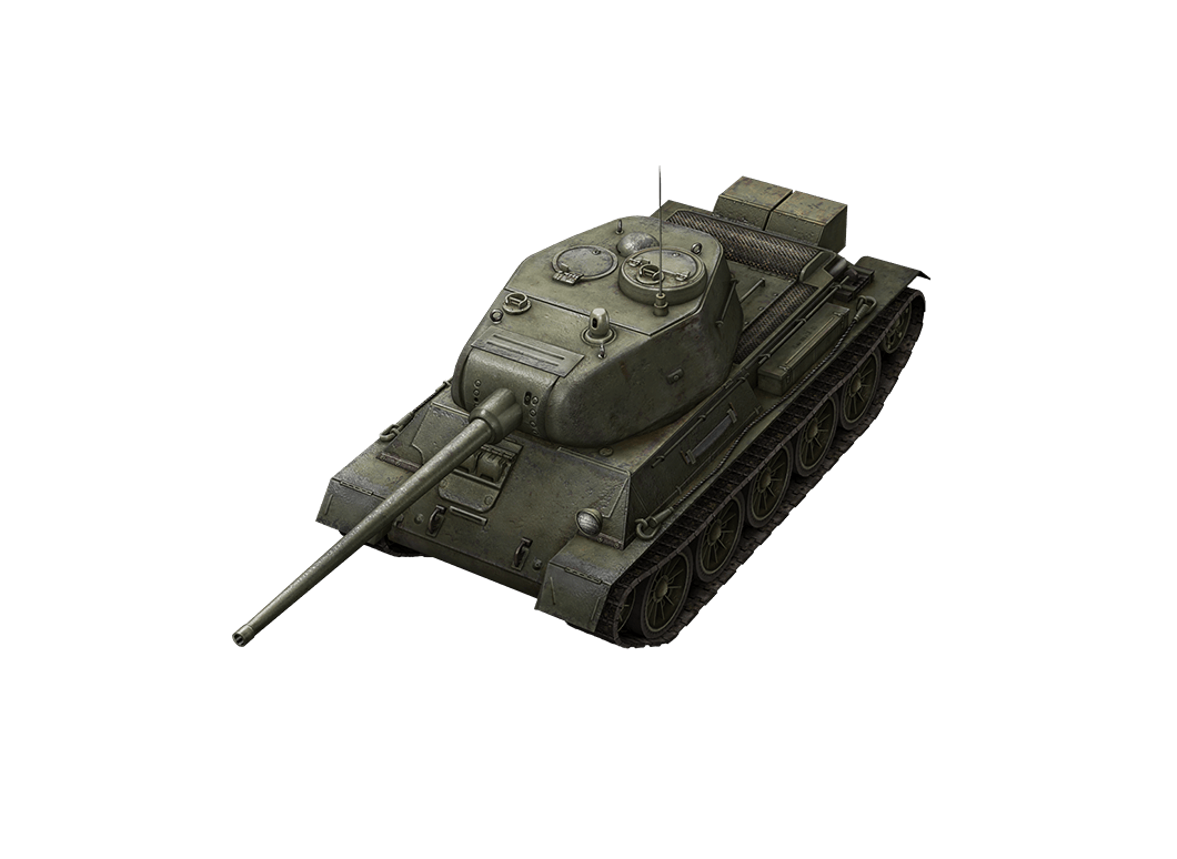 Т-43 в World of Tanks Blitz