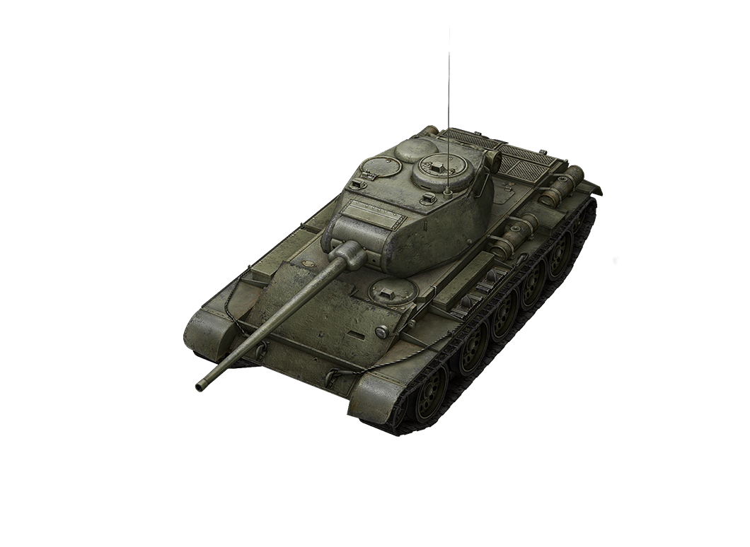 Т-44 в World of Tanks Blitz