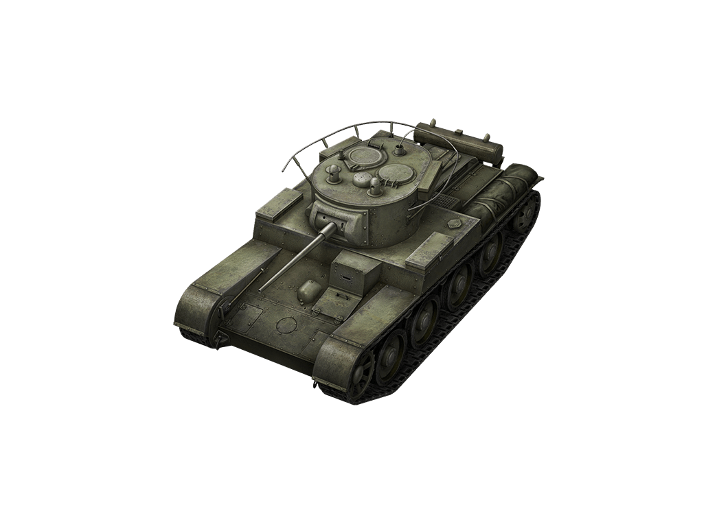 Т-46 в World of Tanks Blitz