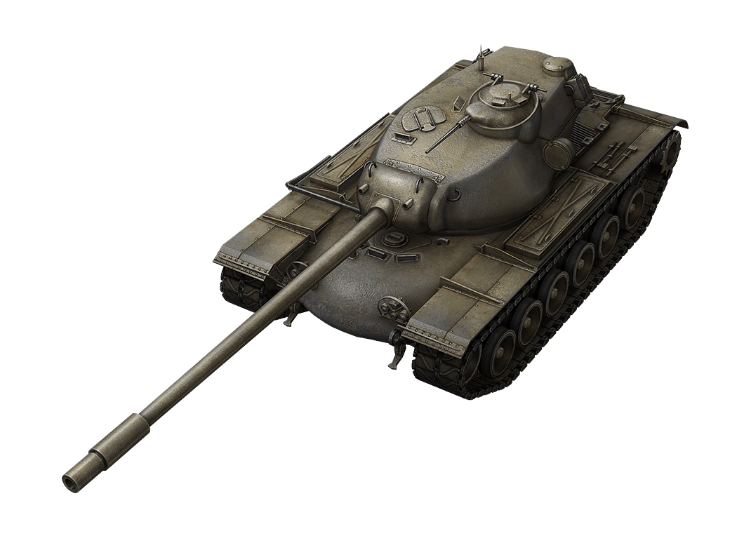 T110E5 в World of Tanks Blitz