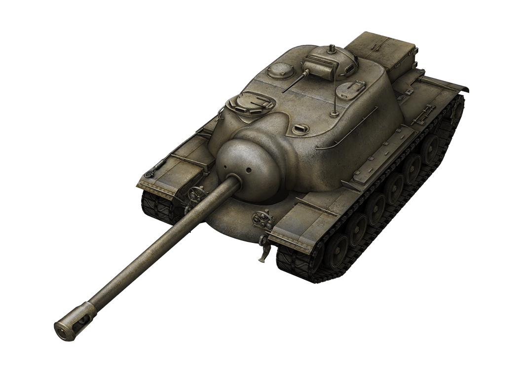 T110E3 в World of Tanks Blitz