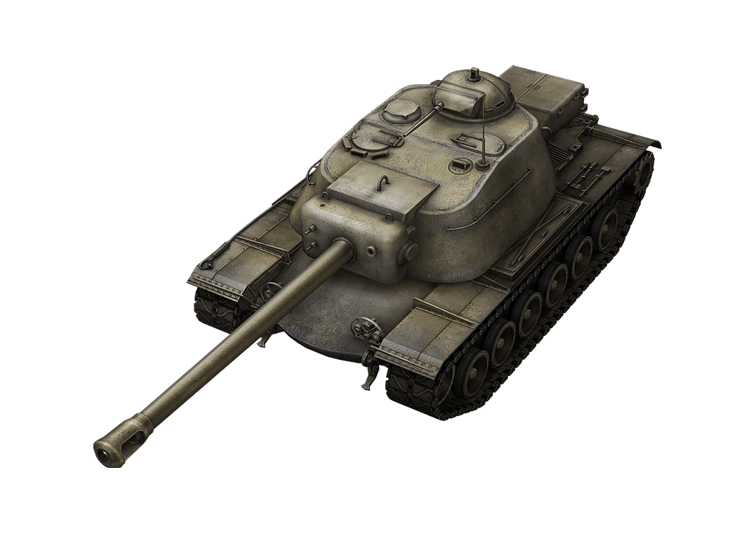 T110E4 в World of Tanks Blitz
