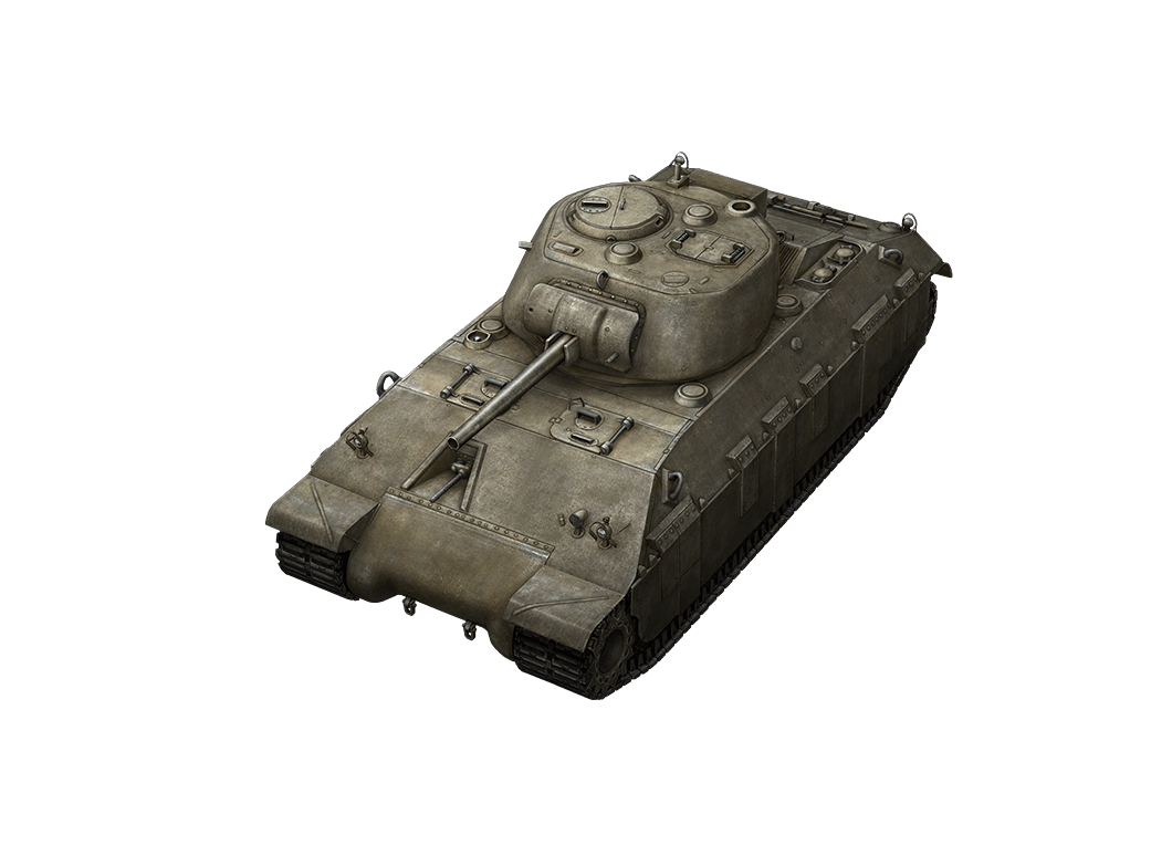 T14 в World of Tanks Blitz