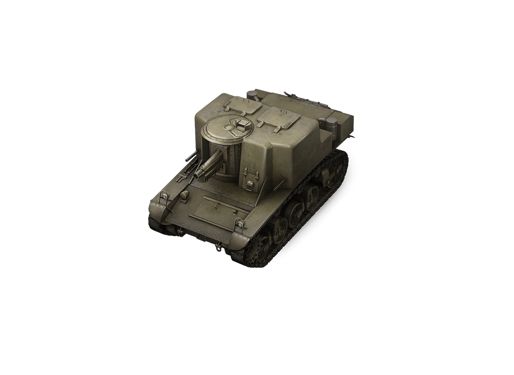 T18 в World of Tanks Blitz