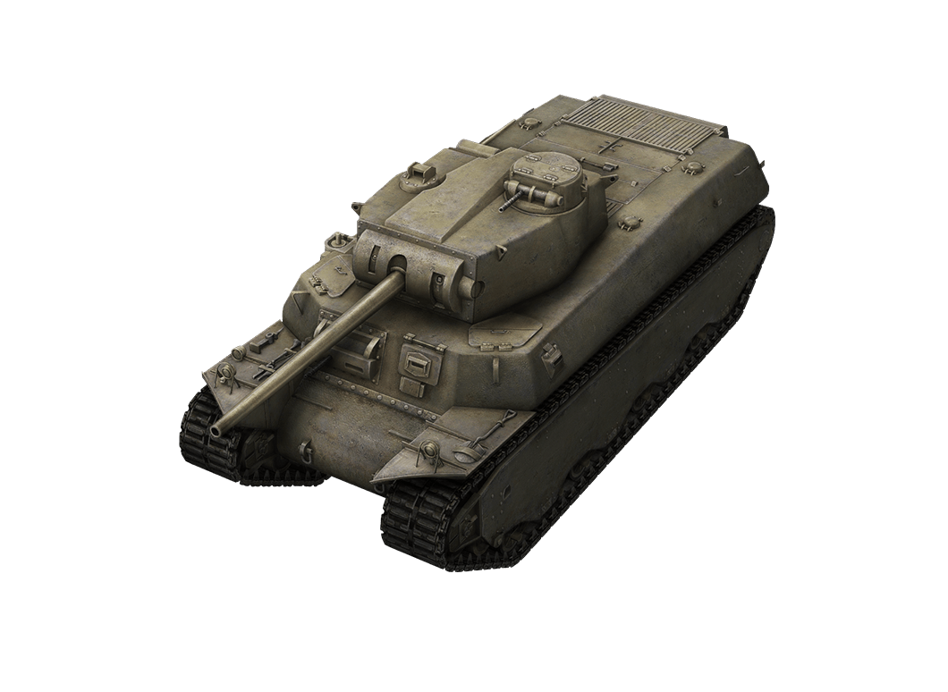 T1 Heavy Tank в World of Tanks Blitz