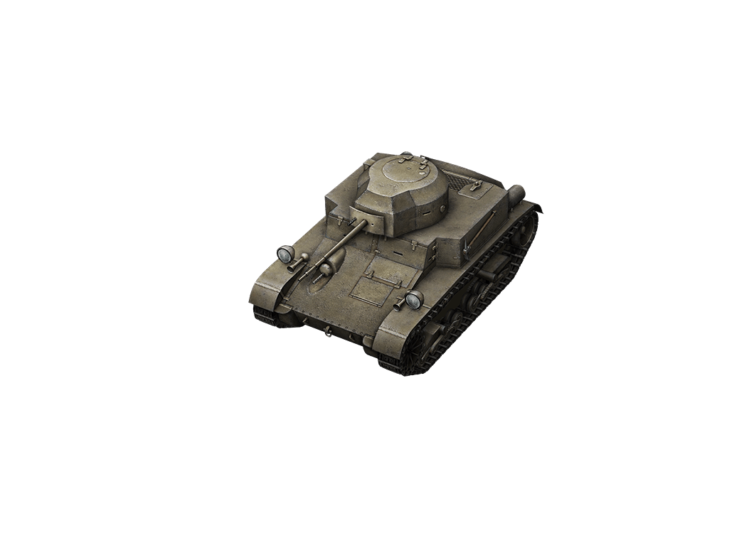 T2 Light Tank в World of Tanks Blitz