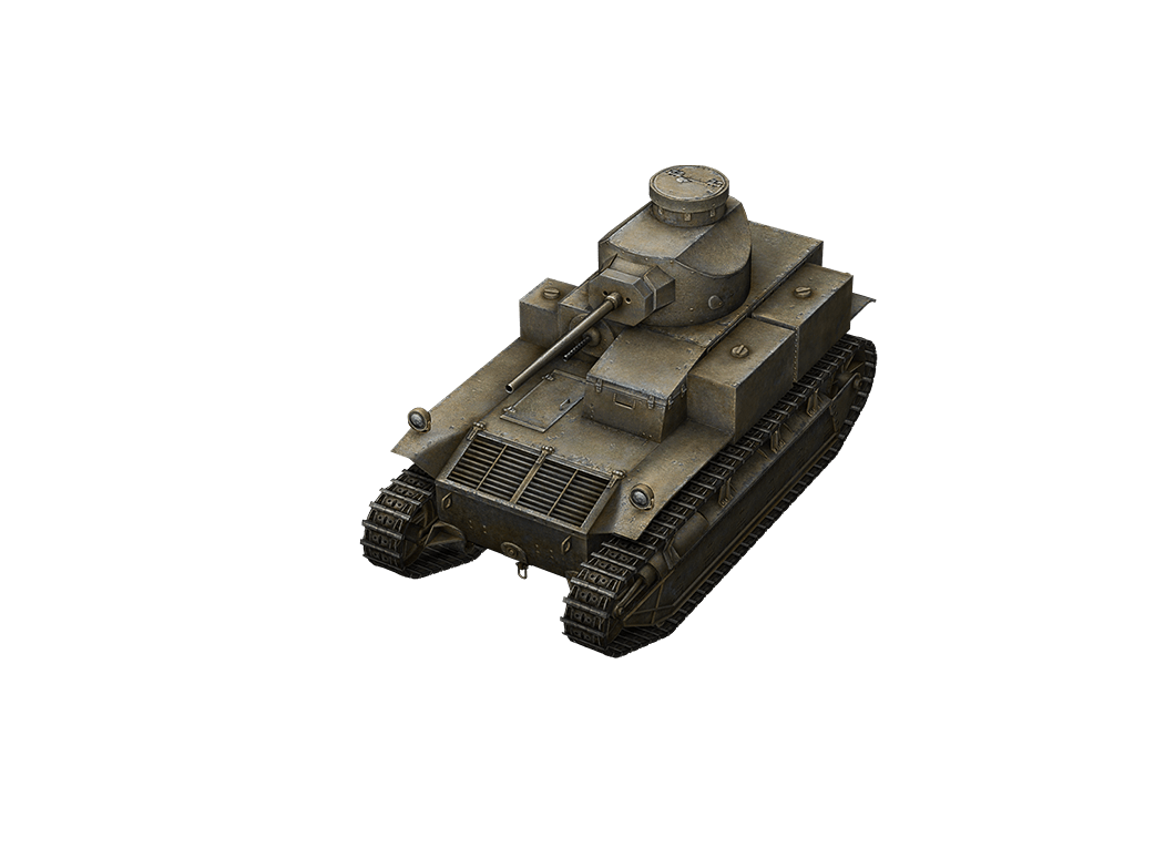 T2 Medium Tank в World of Tanks Blitz