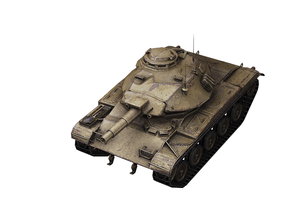 T49 ПТУР в World of Tanks Blitz