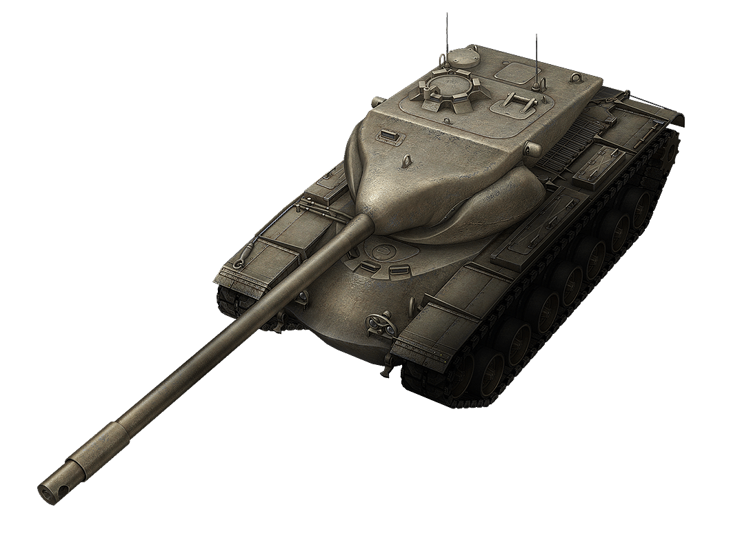 T57 Heavy Tank в World of Tanks Blitz