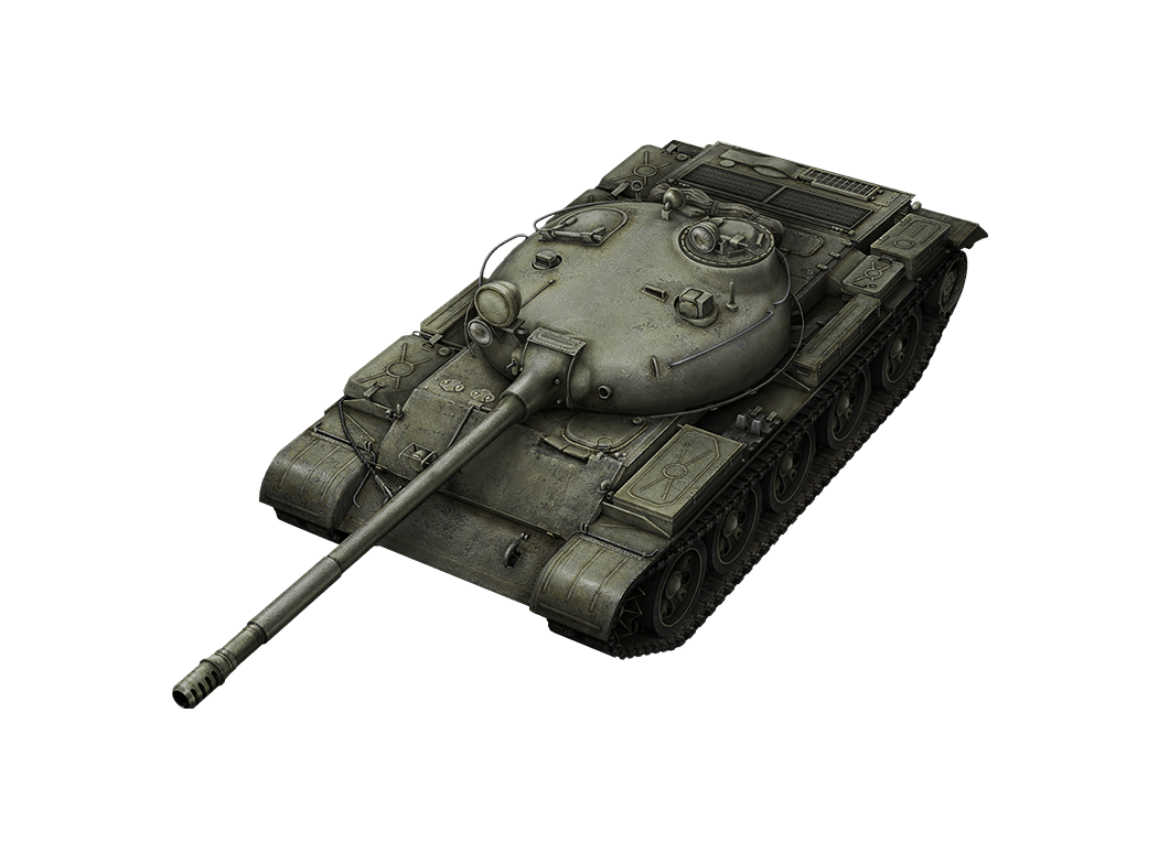 Т-62А в World of Tanks Blitz