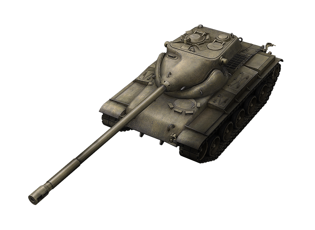 T69 в World of Tanks Blitz