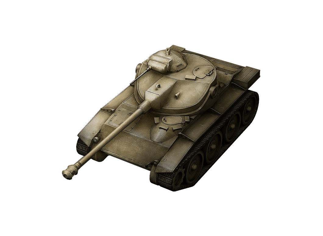 T71 в World of Tanks Blitz