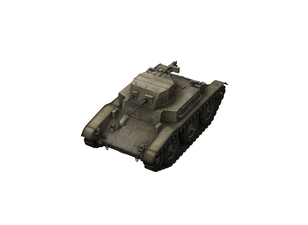 T7 Combat Car в World of Tanks Blitz
