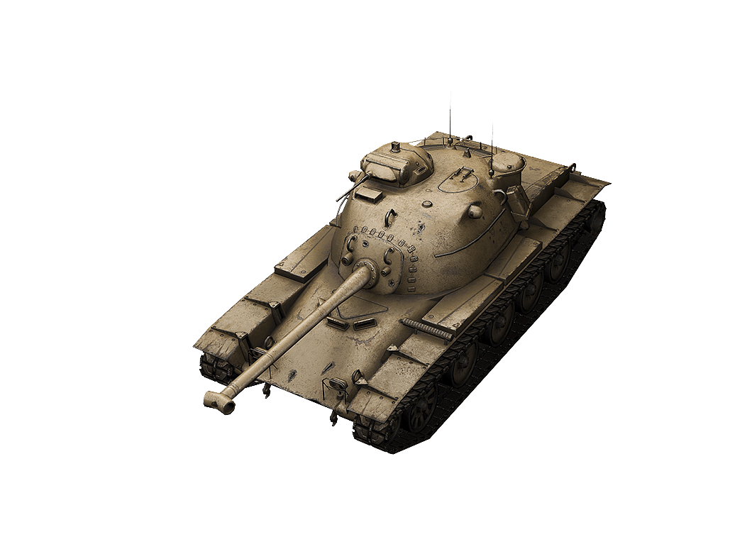 T95E2 в World of Tanks Blitz