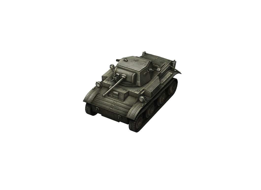 Тетрарх в World of Tanks Blitz