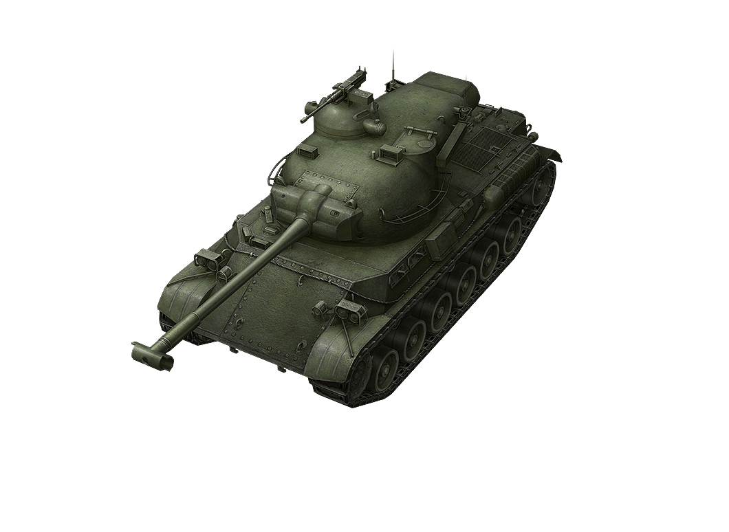Type 61 в World of Tanks Blitz