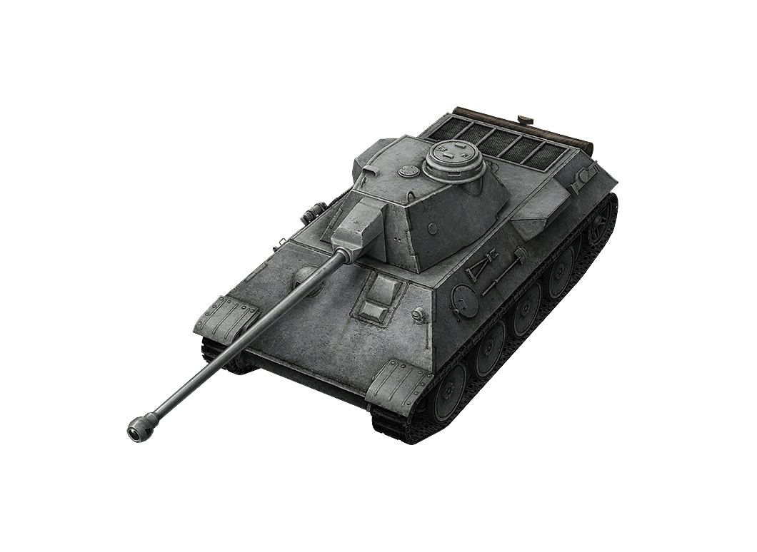 VK 30.02 (D) в World of Tanks Blitz